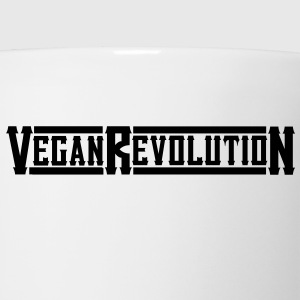 VEGAN REVOLUTION T-Shirts - Coffee/Tea Mug