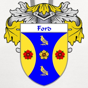 Ford Coat of Arms/Family Crest - Contrast Hoodie