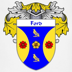 Ford Coat of Arms/Family Crest - Adjustable Apron