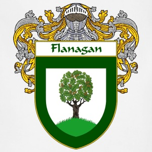 Flanagan Coat of Arms/Family Crest - Adjustable Apron