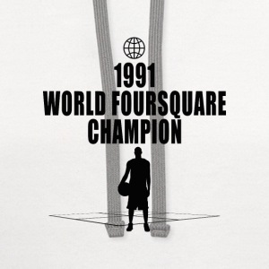 Foursquare Champion - Contrast Hoodie