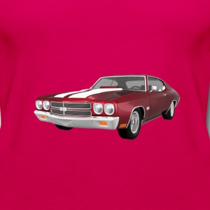 1970 Chevelle SS: T-Shirt - Women's Premium Tank Top