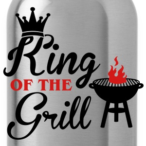 King of the Grill T-Shirts - Water Bottle