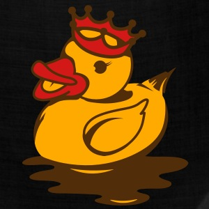 A duck with a crown T-Shirts - Bandana