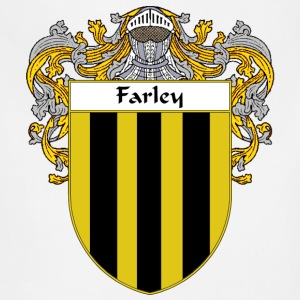 Farley Coat of Arms/Family Crest - Adjustable Apron