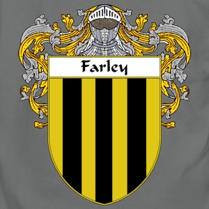 Farley Coat of Arms/Family Crest - Unisex Fleece Zip Hoodie by American Apparel