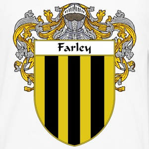 Farley Coat of Arms/Family Crest - Men's Premium Long Sleeve T-Shirt