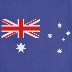 Australian flag T-Shirts - Adjustable Apron