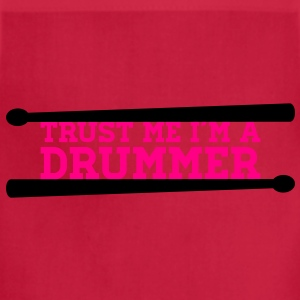 I am with the drummer T-Shirts - Adjustable Apron