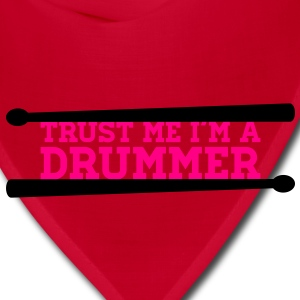 I am with the drummer T-Shirts - Bandana