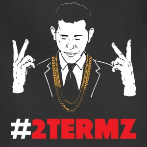 2 Termz Shirt T-Shirts - Adjustable Apron