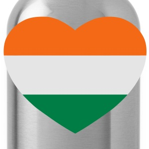 Indian heart T-Shirts - Water Bottle