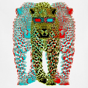 Leopard 3D - Adjustable Apron