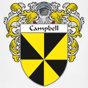 Campbell Coat of Arms/Family Crest - Adjustable Apron