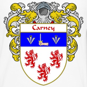 Carney Coat of Arms/Family Crest - Men's Premium Long Sleeve T-Shirt