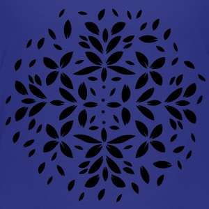 A leaf pattern Kids' Shirts - Toddler Premium T-Shirt