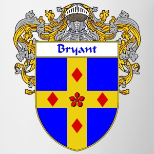 Bryant Coat of Arms/Family Crest - Coffee/Tea Mug