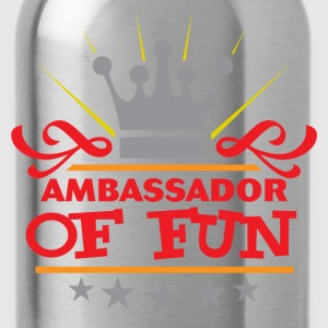 Ambassador Of Fun - Water Bottle