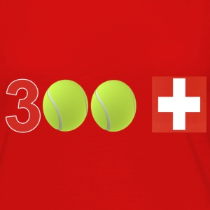 300+ federer goat - Women's Premium Long Sleeve T-Shirt