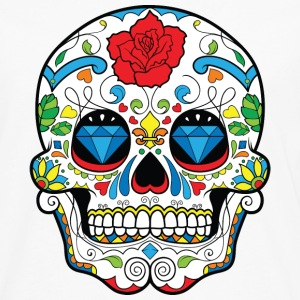Sugar Skull Women's T-Shirts - Men's Premium Long Sleeve T-Shirt