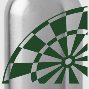dartboard T-Shirts - Water Bottle