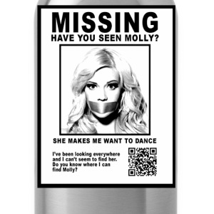 have you seen molly T-Shirts - Water Bottle