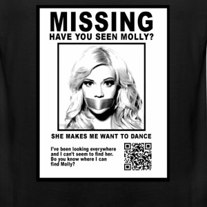 have you seen molly T-Shirts - Men's Premium Tank
