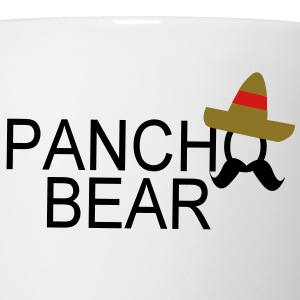 pancho bear name - Coffee/Tea Mug