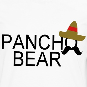 pancho bear name - Men's Premium Long Sleeve T-Shirt