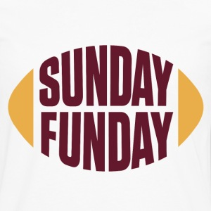 Sunday Funday - Men's Premium Long Sleeve T-Shirt