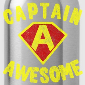 Captain Awesome - Water Bottle