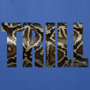 Trill - Snake Skin T-Shirts - Tote Bag