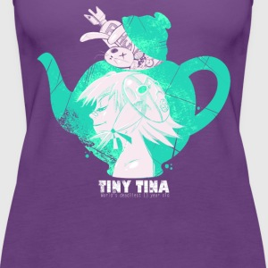 Tiny Tina - Women's Premium Tank Top