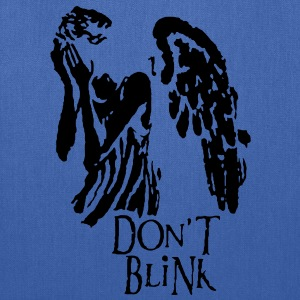 don't blink T-Shirts - Tote Bag