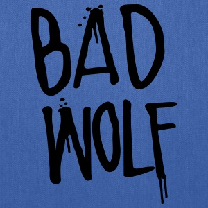 Doctor Who: Bad Wolf Womens Shirt - Tote Bag