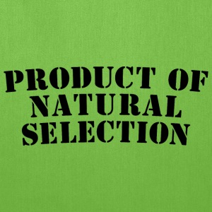 Product Of Natural Selection Heavyweight T-Shirt - Tote Bag