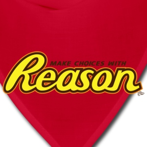 The Butter Choice is REASON by Tai's Tees - Bandana