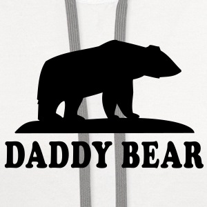 DADDY BEAR T-Shirt BS - Contrast Hoodie
