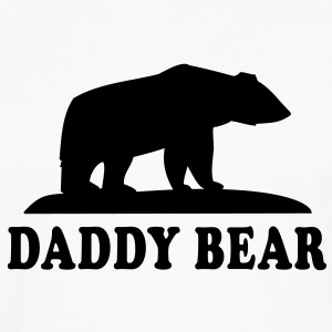 DADDY BEAR T-Shirt BS - Men's Premium Long Sleeve T-Shirt