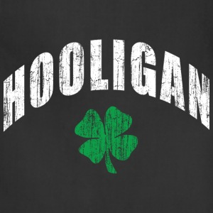 Irish Hooligan T-Shirt - Adjustable Apron