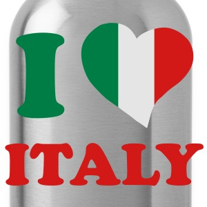 I love Italy T-Shirts - Water Bottle