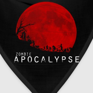 The Zombie Apocalypse T-Shirts - Bandana