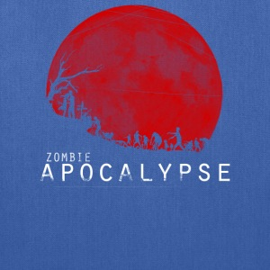 The Zombie Apocalypse T-Shirts - Tote Bag