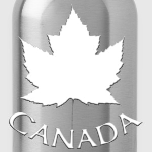 Canada Souvenir Men's 4XL T-shirt Canadian Maple L - Water Bottle