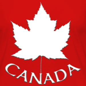 Canada Souvenir Men's 4XL T-shirt Canadian Maple L - Women's Premium Long Sleeve T-Shirt