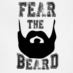 fear the beard T-Shirts - Adjustable Apron