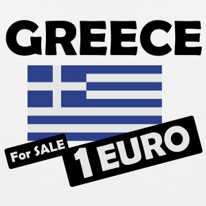 Greece T-Shirts - Men's Premium Tank