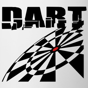 dartboard T-Shirts - Coffee/Tea Mug