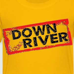 Down River Kids' Shirts - Toddler Premium T-Shirt