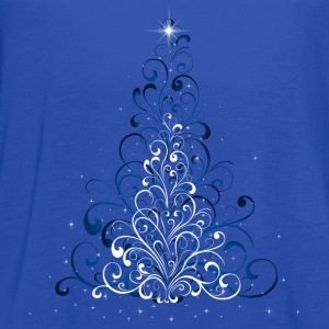 Christmas Tree Kids' Shirts - Women's Flowy Tank Top by Bella
